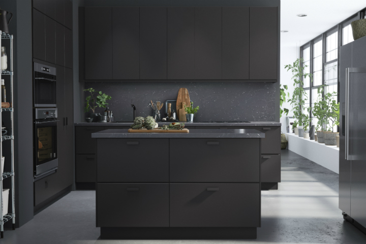 KUNGSBACKA is IKEA's New Kitchen Door Made from Recycled Materials