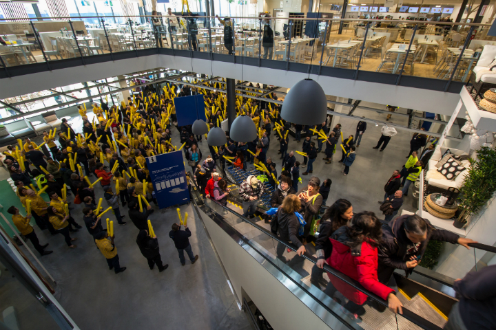 spring 2017 ikea kitchen event