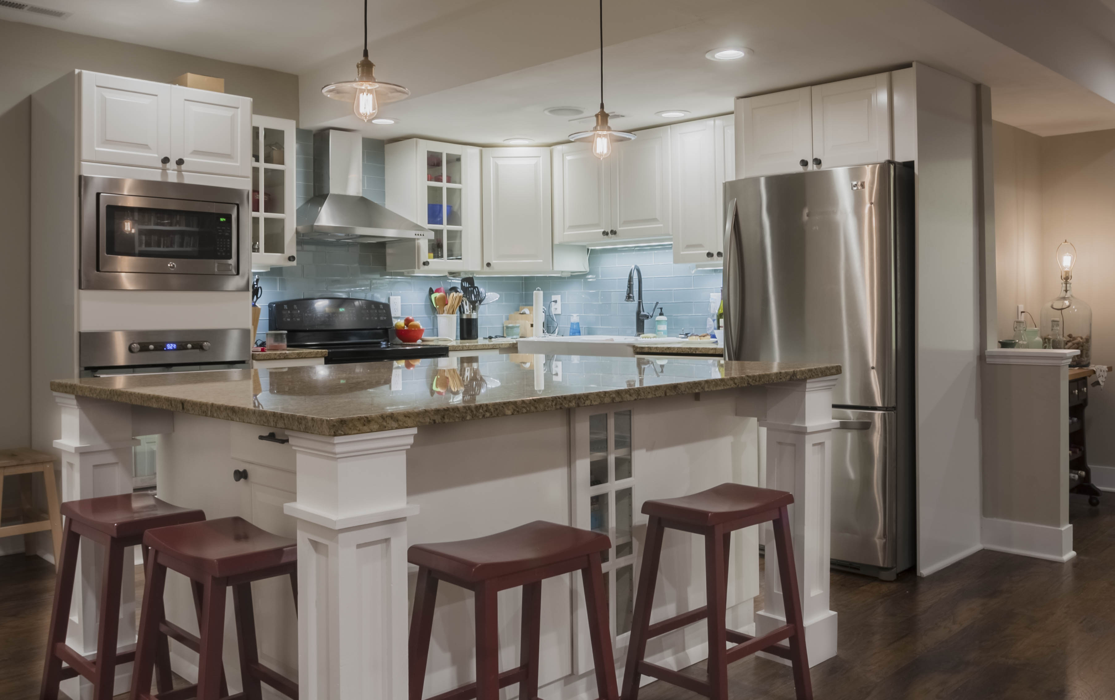 This Timeless Ikea Kitchen Reno Is Big A But All Class