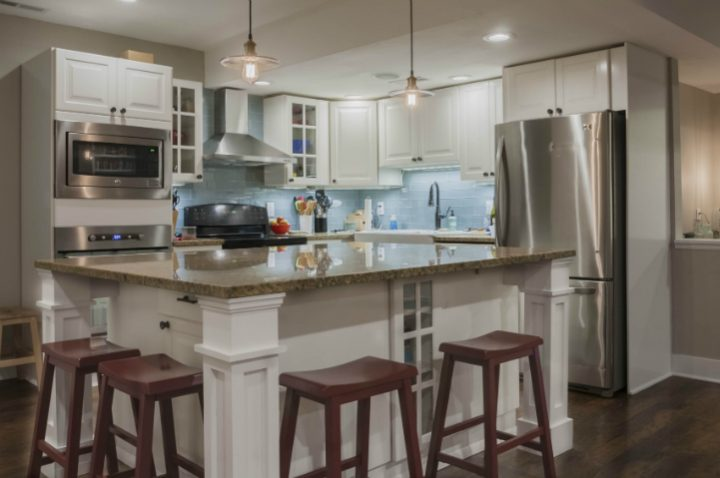 This Timeless IKEA Kitchen Reno is Big-A** But All Class
