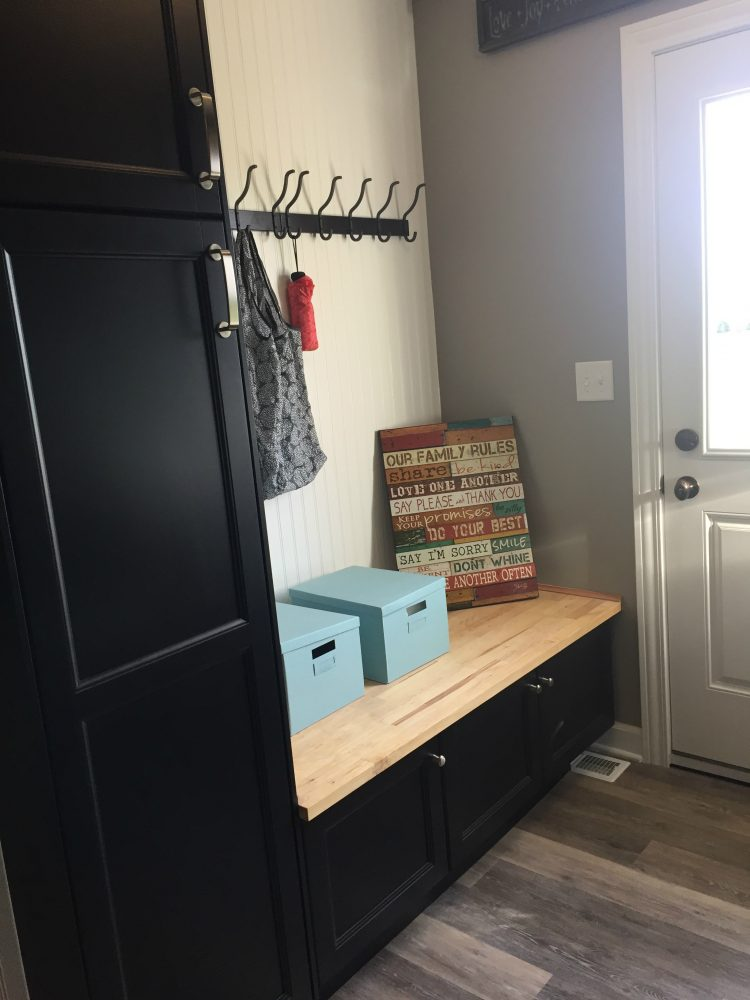 Laundry Room And Master Bathroom Part 96