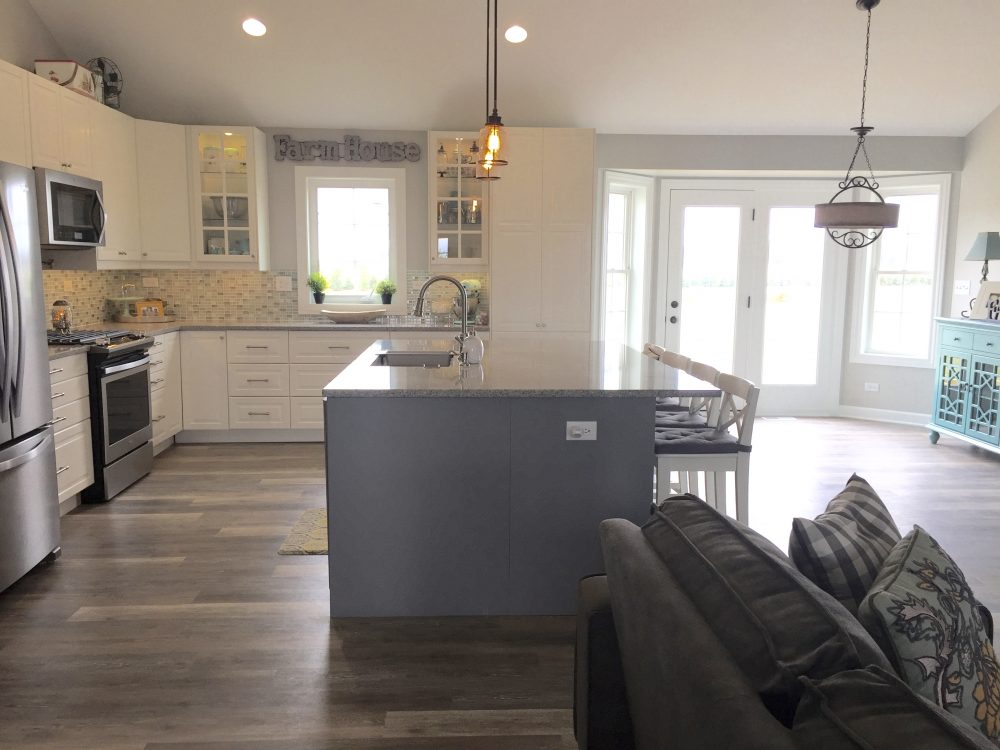 A Modern Farmhouse Kitchen For A Self Described Quot Ikea Freak Quot