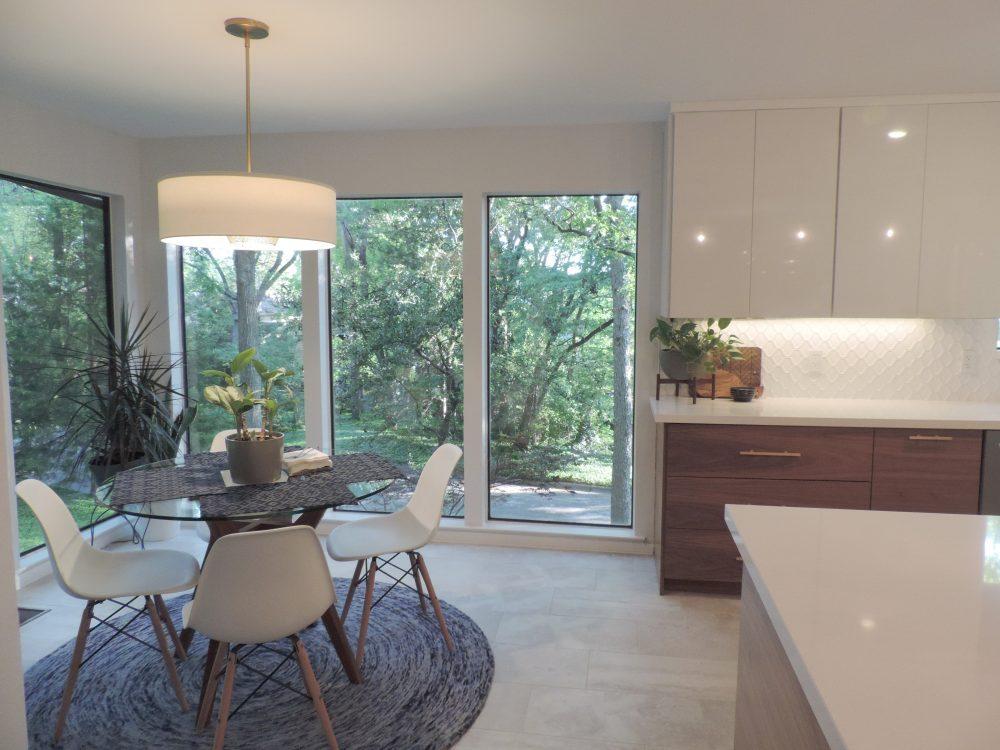 This mid century modern ikea kitchen will take your breath - Ikea kitchen designer los angeles ...