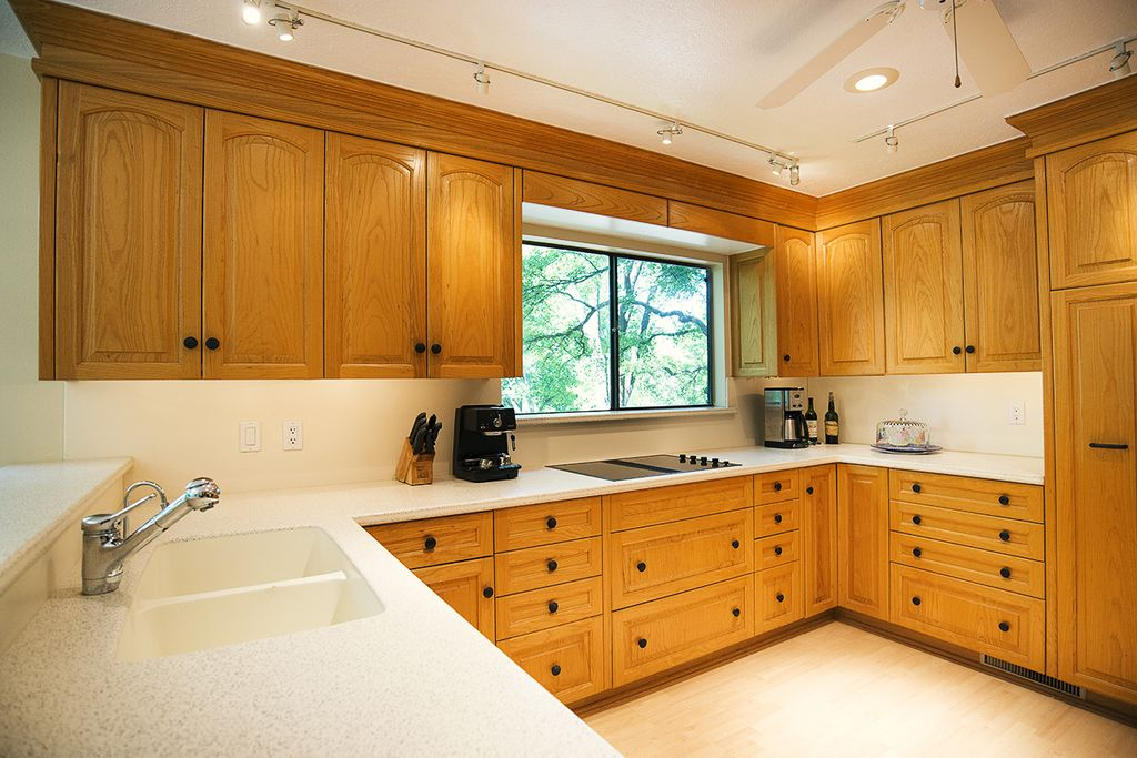 This Mid Century Modern Ikea Kitchen Will Take Your Breath Away