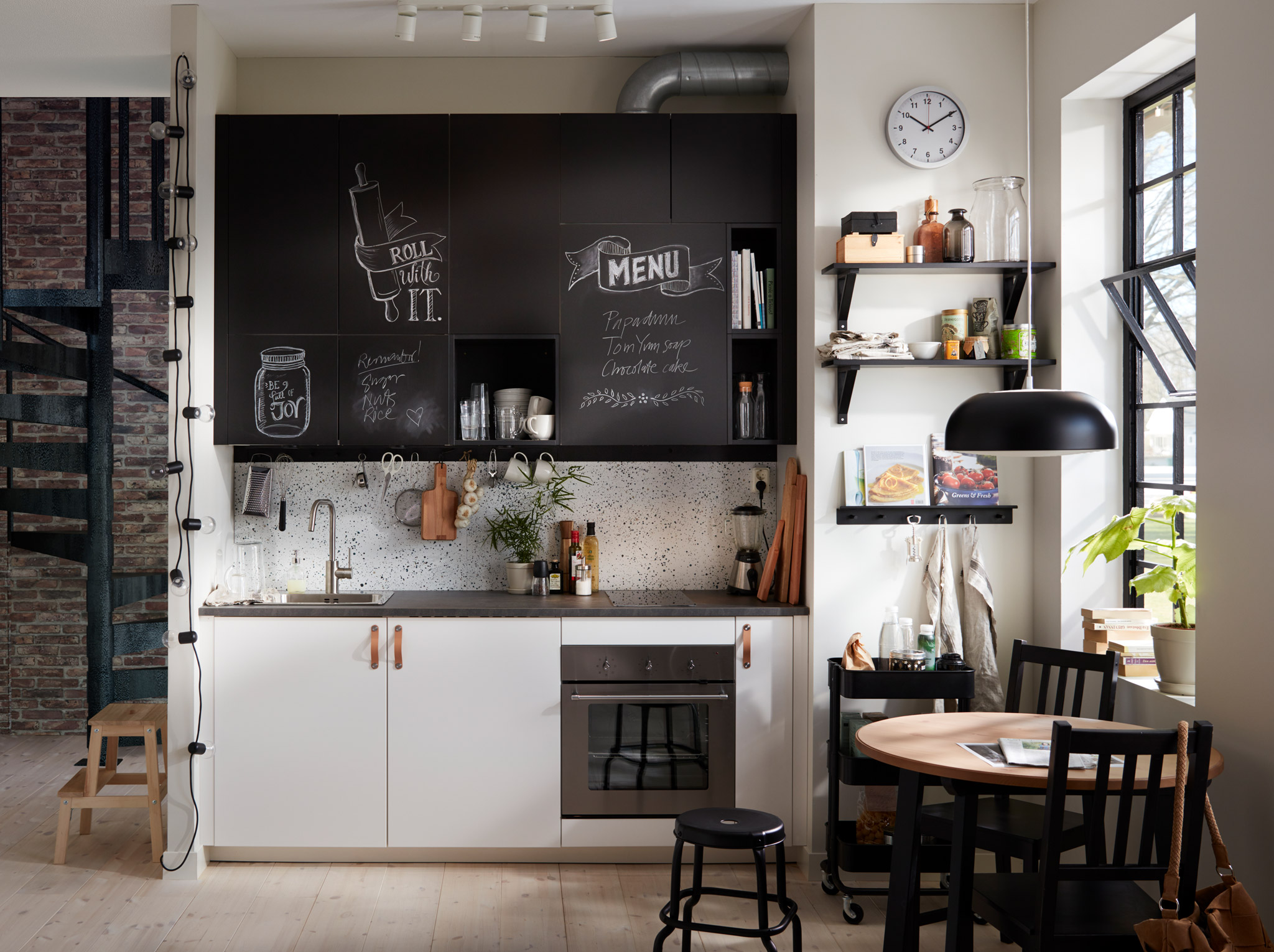 The 2018 ikea catalog means new and discontinued kitchen for Idea kitchen cabinet doors