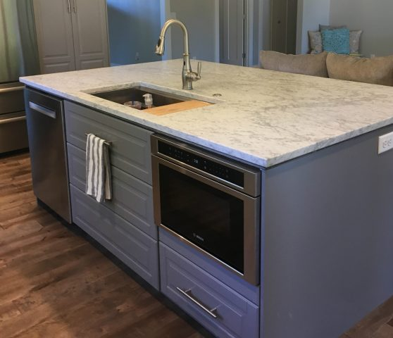 The 3 Ways Heather Made Her IKEA Kitchen Look High End