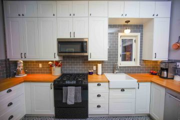 When a Bad Kitchen Island Happens to Good People…They Go Peninsula