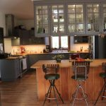 An IKEA Kitchen Helps Keep This Minnesota Home Warm in the Winter