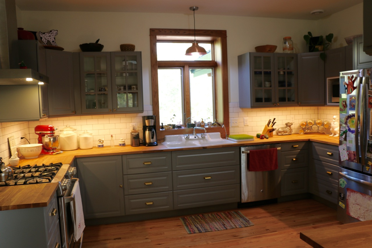 ikea kitchen design help. Our kitchen is the nerve center for our family  We spend a lot of time together making meals and when we have guests everyone sort naturally ends up in An IKEA Kitchen Helps Keep This Minnesota Home Warm Winter