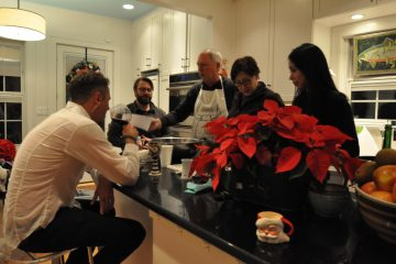3 Ways to Make Your Holiday Parties Shine With IKEA's Shallow Base Cabinets