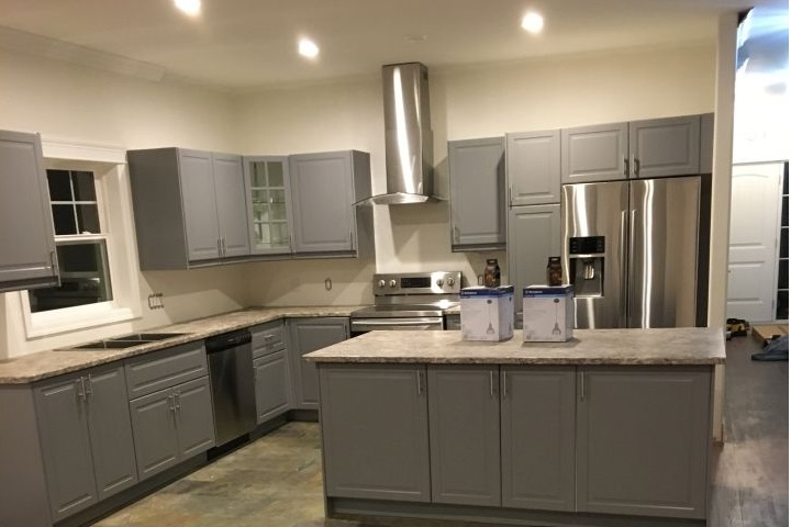 5 New Kitchens