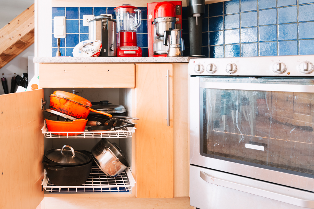 tidy your kitchen