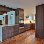 A gorgeous mid-century IKEA kitchen