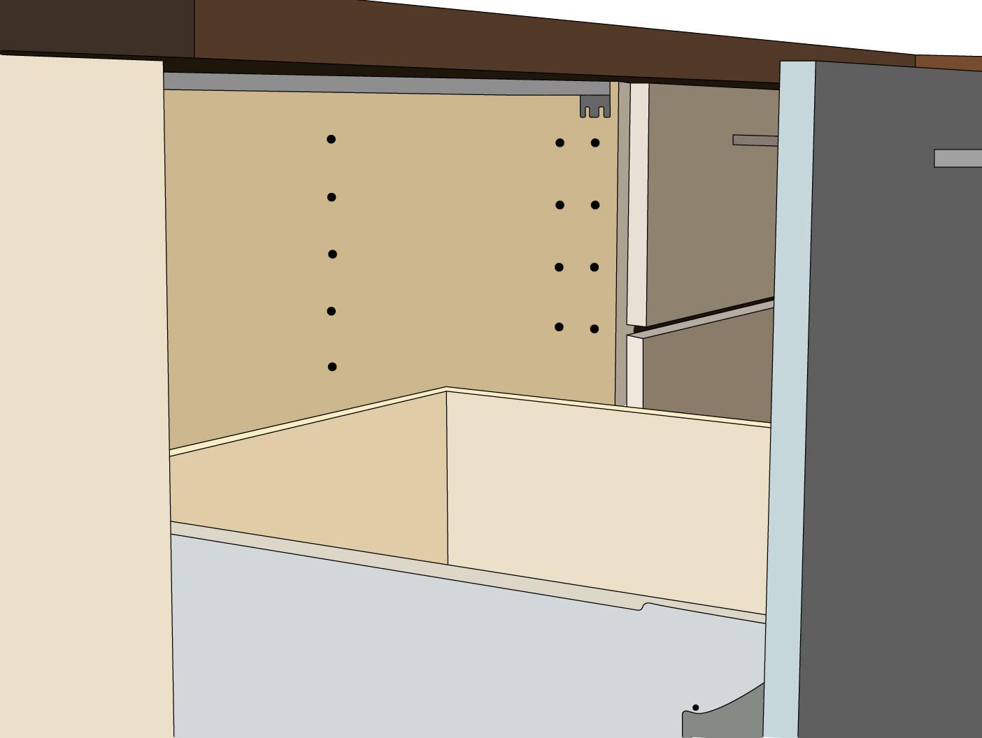 Making sense of IKEA kitchen cabinet lighting Pt  1