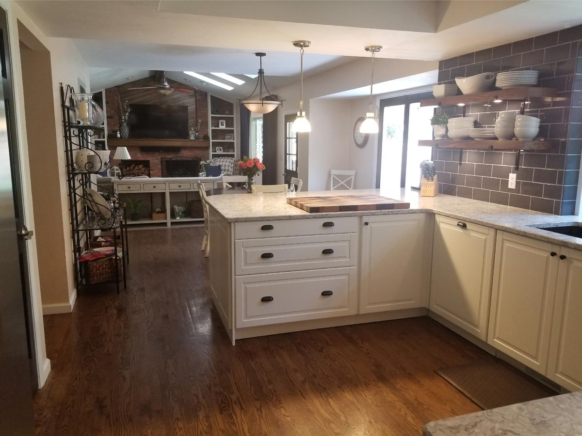 Colorado Style Kitchen 2