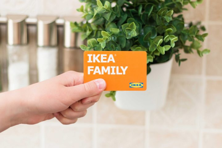 IKEA Family Card