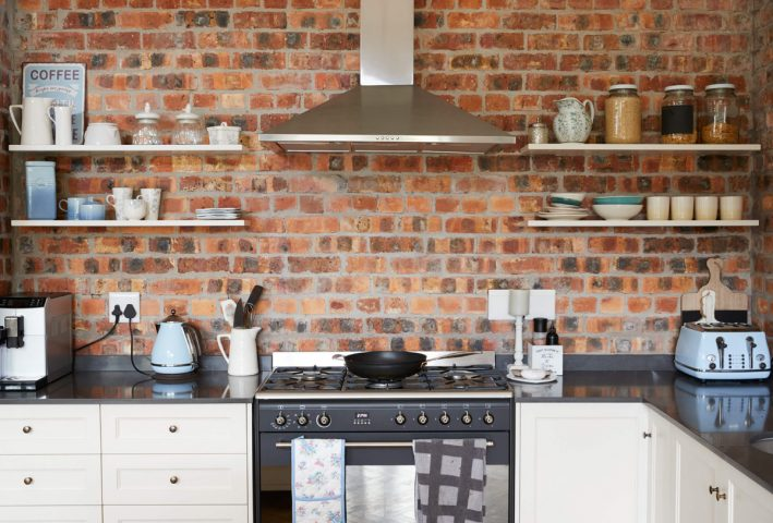 Floating Shelves vs. Wall Cabinets for Your IKEA Kitchen