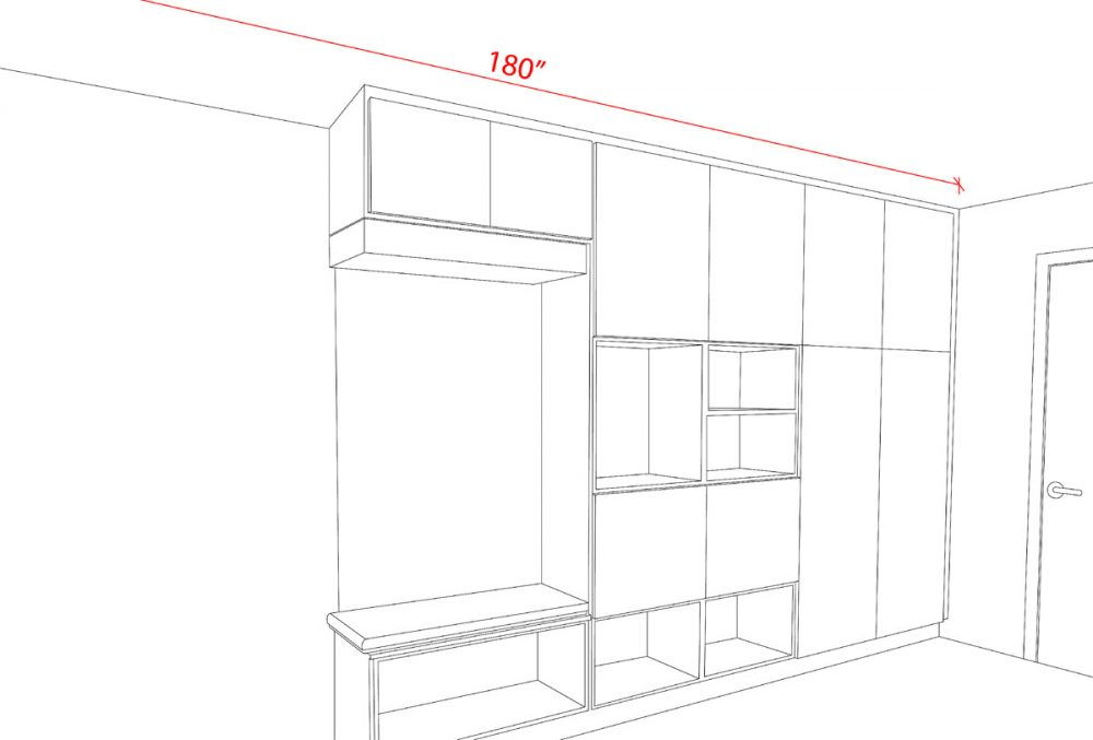 Mudroom Design 1