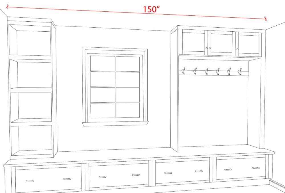 Mudroom Design 2