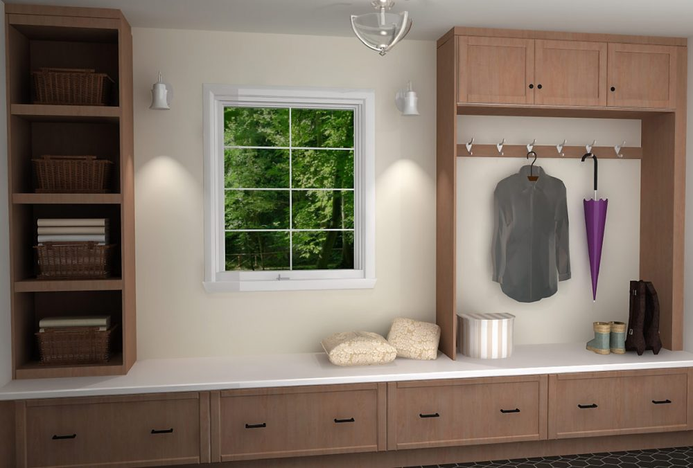 Mudroom Rendering 2