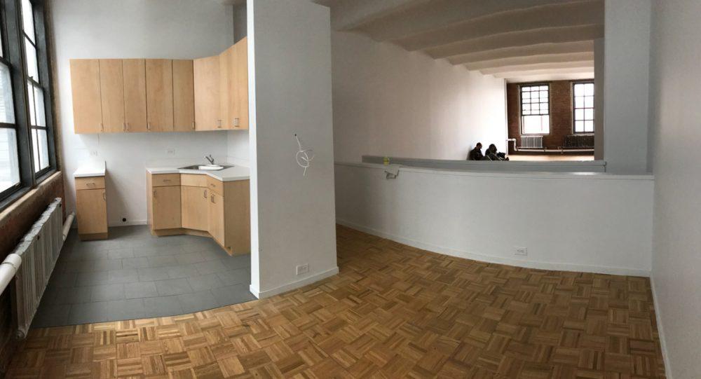 NYC Loft Kitchen