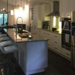 Team Effort Puts the Custom In Customer's IKEA Kitchen