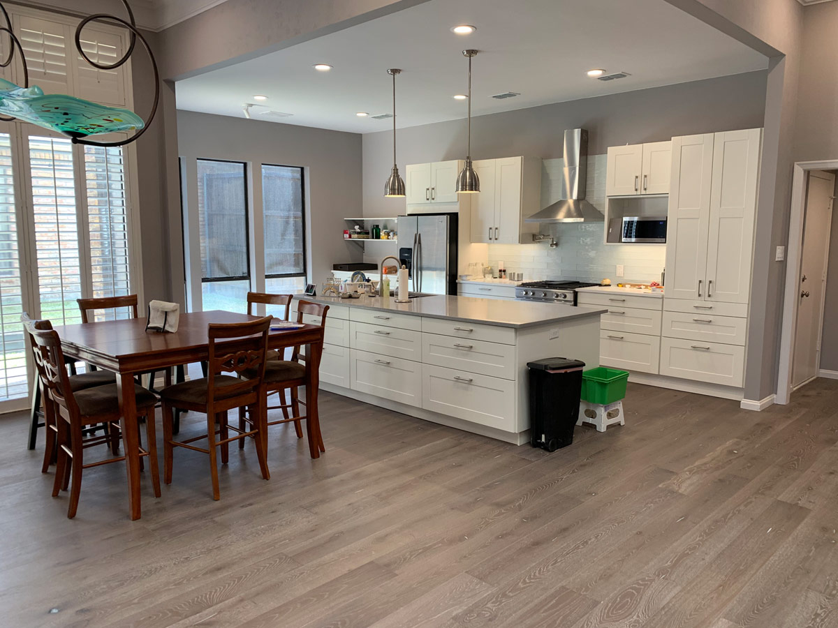 Remodeled Home Features Customer\'s Vision With IKEA Kitchen