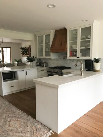 White IKEA Kitchen Design