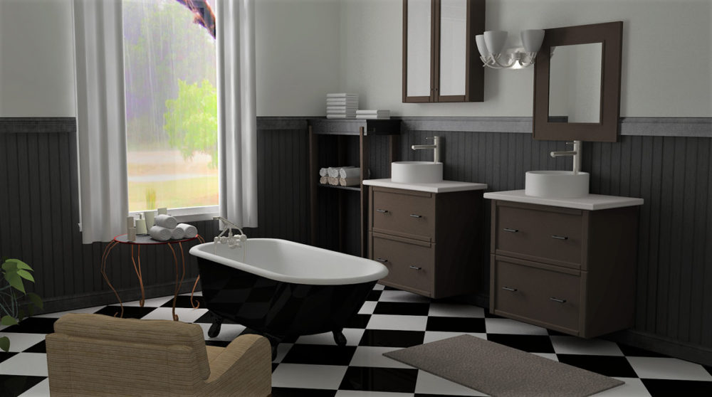 Creating Your Ideal Master Bath With Ikea Cabinetry