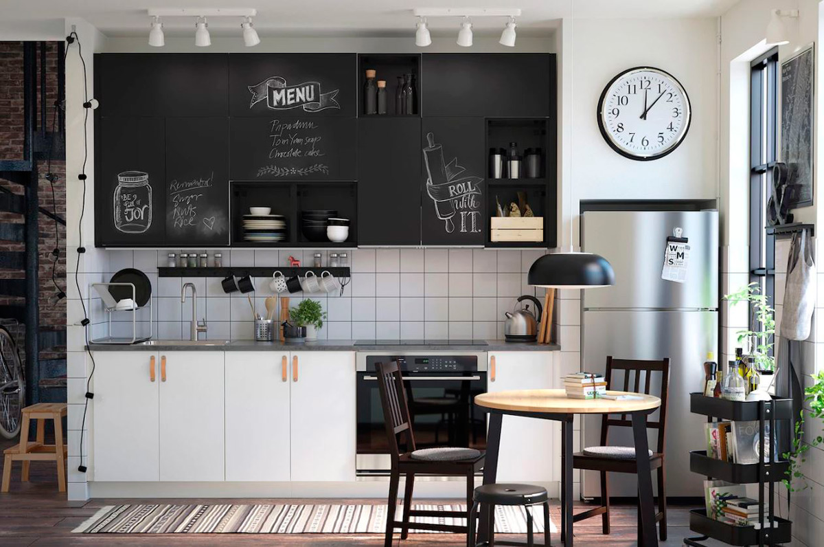 outstanding ikea kitchen wall storage | Using Wall Cabinets to Maximum Effect in Your IKEA Kitchen