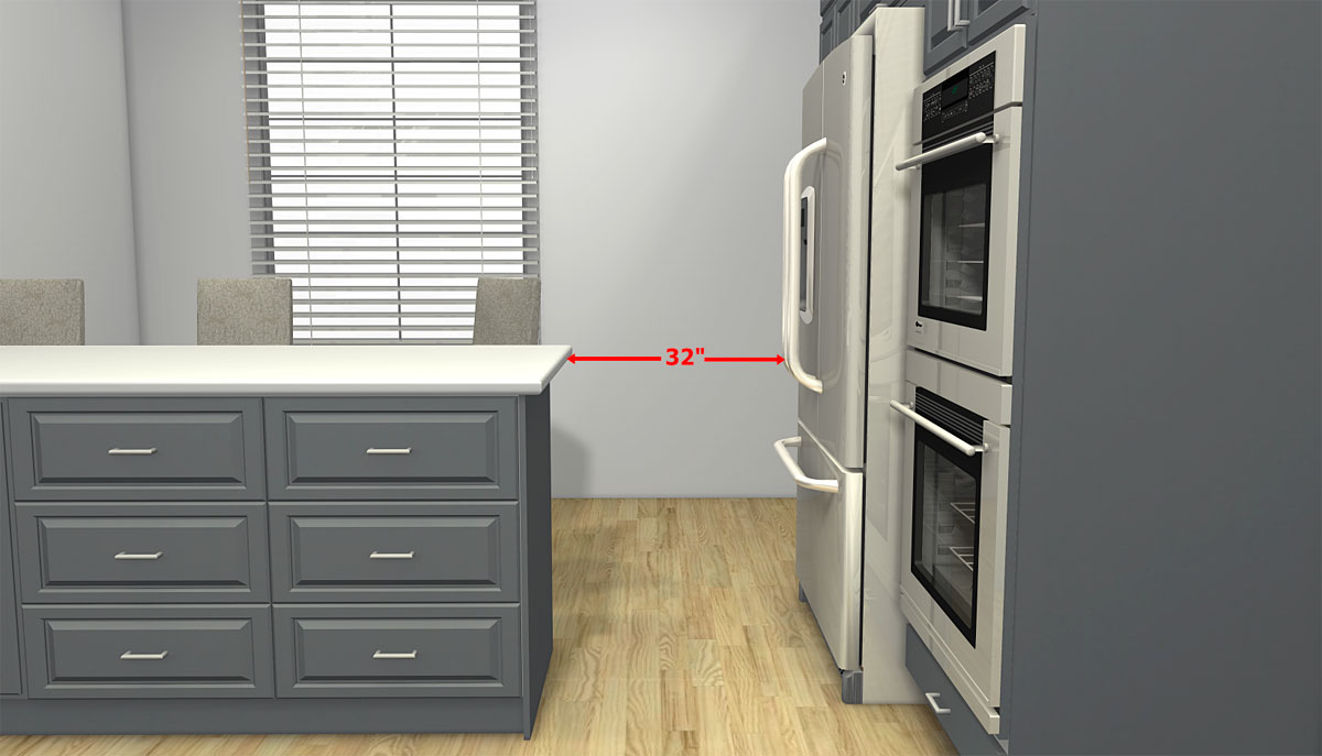 Common Design Mistakes In Ikea Kitchens Islands