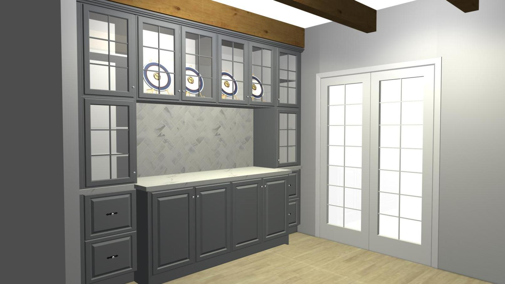Customizing Your Home With Ikea Cabinets, Dining Room Hutch Ikea