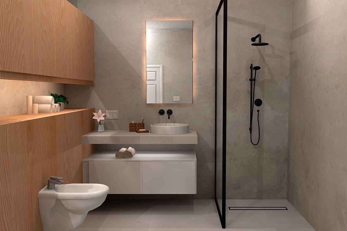 Modern Eco Bathroom