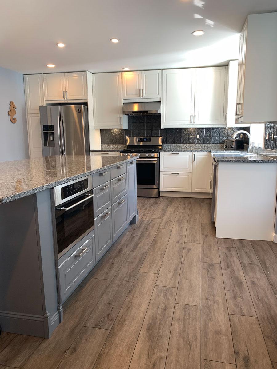 Diyer Updates Kitchen Layout For Unique Ikea Design
