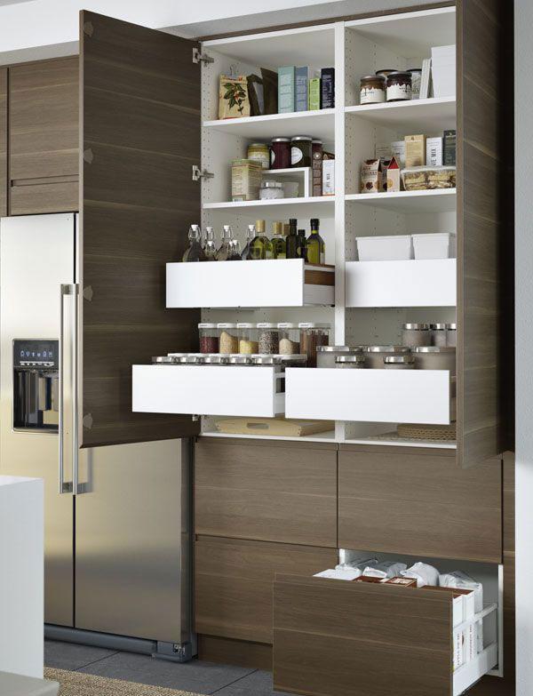 Ikea Organizers For Tall Cabinets, Tall Kitchen Cabinets Ikea