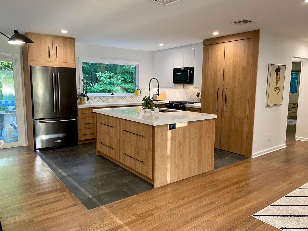 Open Concept Kitchen Design IKEA