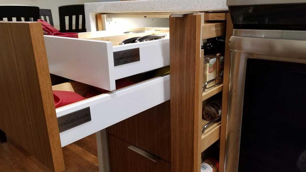 Maximizing Your Kitchen Storage With Ikea Cabinet Hacks