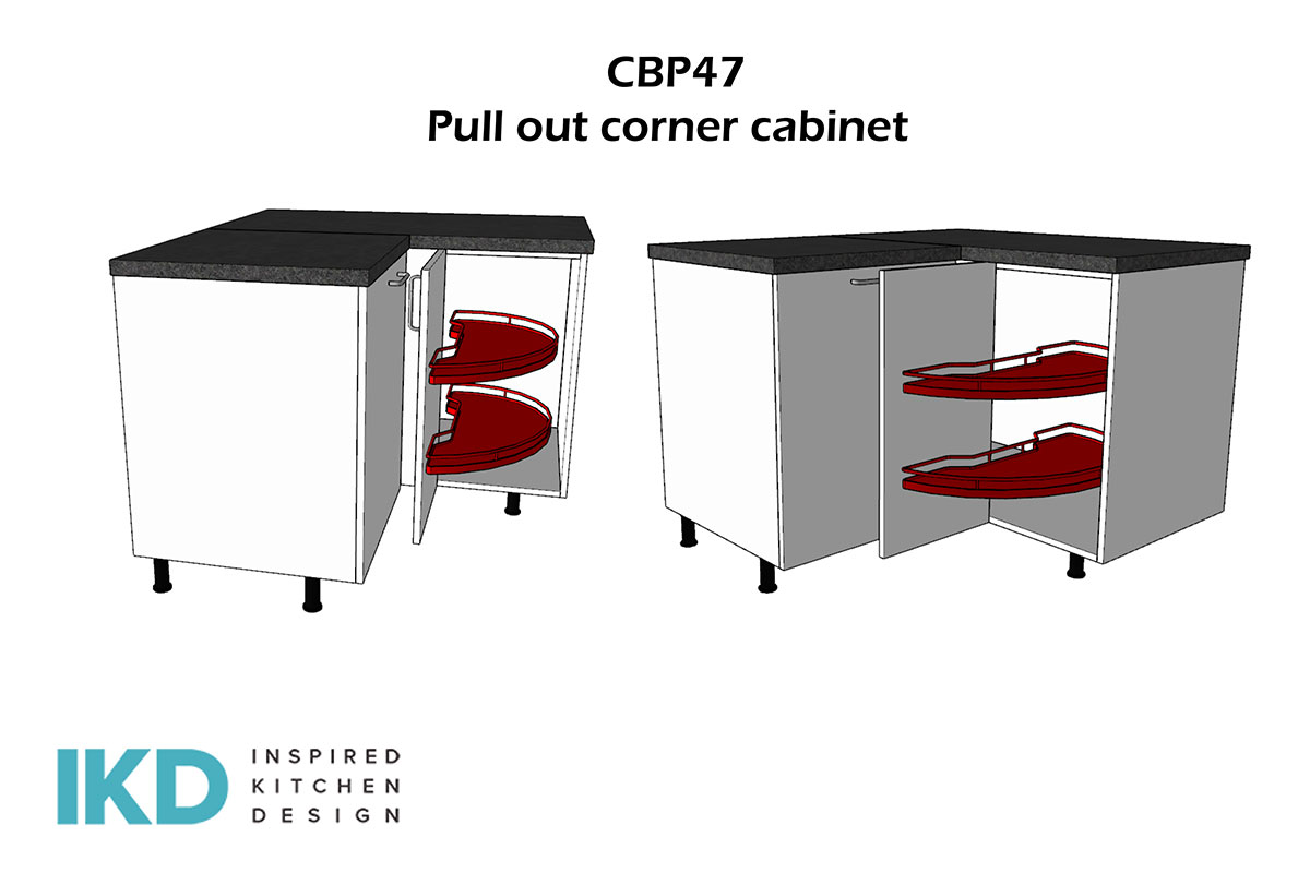 cbp47-03 pull out cabinet