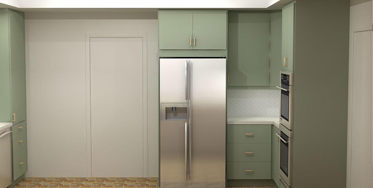 ikea fridge
